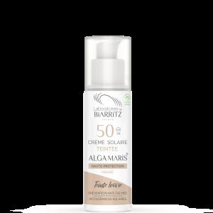 BIO Tonirana krema za lice SPF 50 – Vrlo svijetla / Ivory, 50 ml